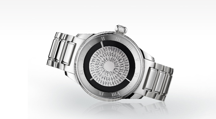 99 Names of Allah Watch – Stainless Steel